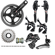 Campagnolo Record Ultra Torque Carbon 11Sp Builder