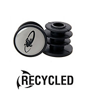 Lizard Skins Deluxe MTB Bar End Plugs - Ex Display