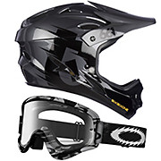 661 Comp Helmet & Goggle Bundle 2015