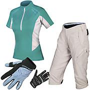 Endura Womens MTB Clothing Bundle