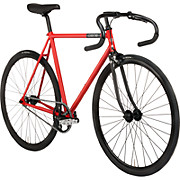 Creme Vinyl Solo Fixed Gear Bike 2016