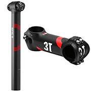 3T Team Edition Seatpost & Stem Bundle