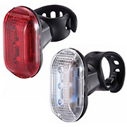 BBB CombiLaser front + rear light set BLS-79