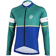De Marchi Milano Long Sleeve Full Zip Jersey AW15