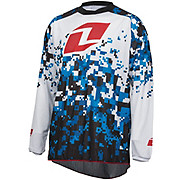 One Industries Atom Digital Camo Vented Jersey 2016