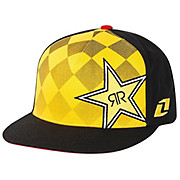 One Industries Rockstar Chex Snapback Hat 2016