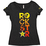 One Industries Womens Rockstar Seventeen Scoop Tee 2016