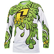 One Industries Youth Atom Vented Slime Jersey