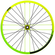 NS Bikes Enigma Dynamal Rear MTB Wheel 2017