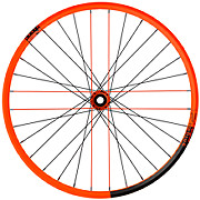 NS Bikes Enigma Dynamal Lite Rear MTB Wheel 2016