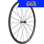 DT Swiss RC 28 Spline Clincher Disc Front Wheel 2016