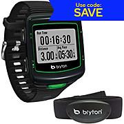 Bryton Cardio 40H GPS Sports Watch HRM