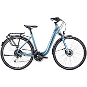 Cube Touring Exc Easy Entry City Bike 2015