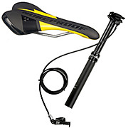 RockShox Reverb Post + Nukeproof Saddle Bundle
