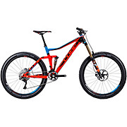 Cube Stereo 160 Super HPC Action Team Bike 2015