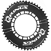 Rotor Q-Ring Oval Aero Road Chainring