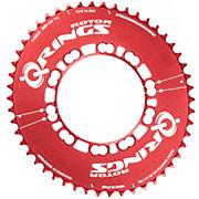 Rotor Q-Ring Oval Aero Road Chainring