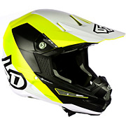 6D ATR-1 Wedge Helmet - Neon Yellow 2015