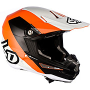 6D ATR-1 Wedge Helmet - Neon Orange 2015