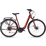 Cube Touring Pro Easy Entry City Bike 2015