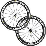 Mavic Cosmic Pro Carbone White Wheelset 2016
