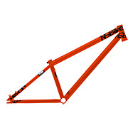 NS Bikes Majesty Dirt Frame 2016