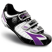 Diadora Vortex Comp Womens SPD -SL Road Shoes 2015
