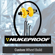 Nukeproof Generator MTB Custom Rear Wheel 2016