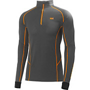 Helly Hansen HH Dry Charger 1-2 Zip BaseLayer SS16