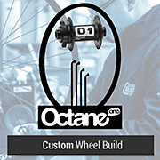 Octane One Custom MTB Front Wheel