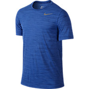 Nike Dri-FIT Touch Heathered Short Sleeve Top AW15