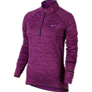 Nike Womens Element Sphere Half-Zip LS Top AW15