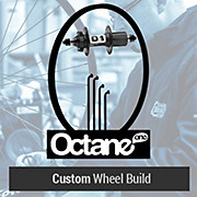 Octane One Custom MTB Rear Wheel