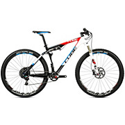 Cube AMS 100 C62 SL 29 Suspension Bike 2016
