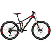 Cube Stereo 140 C62 Race Suspension Bike 2016