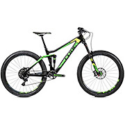 Cube Stereo 140 C62 SL Suspension Bike 2016