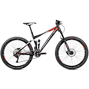 Cube Stereo 140 HPA Pro Suspension Bike 2016