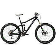 Cube Stereo 160 C62 Race Suspension Bike 2016