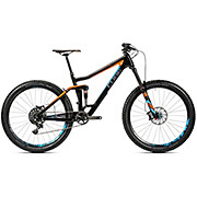 Cube Stereo 160 C62 SL Suspension Bike 2016