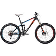 Cube Stereo 160 HPA Race Suspension Bike 2016