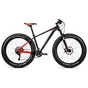 Cube Nutrail Fat Bike 2016