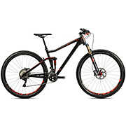 Cube Stereo 120 HPC SL 27.5 Suspension Bike 2016