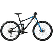 Cube Stereo 120 HPA Race 27.5 Suspension Bike 2016