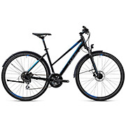 Cube Curve Allroad Ladies City Bike 2016
