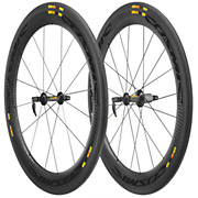 Mavic Cosmic CXR 60 Clincher Wheelset 2015