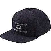 100 Broomley Snapback Hat 2016