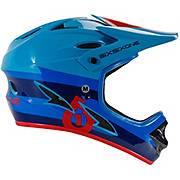 661 Comp Helmet - Bolt Red-Blue 2016