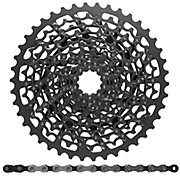 SRAM XG-1150 11sp Cassette + Chain Bundle