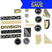 Division Sticker Set