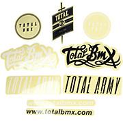 Total BMX Mixed Sticker Pack